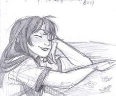 Hope Nymphadora Lupin Tonks. La hija de Remus Lupin y Nymphadora Lupin, hermana de Edwuard Lupin