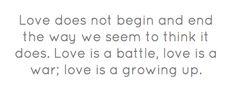 James Baldwin...so freakin true