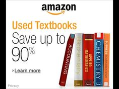 Back to School Saving: Save up to on Used Textbooks. Rent Textbooks, Digital Textbooks, Used Textbooks, Cheap Textbooks, Textbook Rental, Simple Sentences, Stress Disorders, Amazon Gifts, Happy Sunday