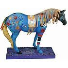 The Trail of Painted Ponies - Blue Medicine #1547 - New w/ box - Collectible Figurine