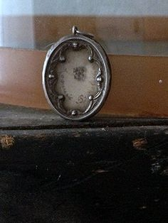 ❥ French antique silver relic~ FleaingFrance Brocante