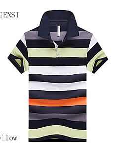 Buy from us Men's Style Polo Shirts cotton Striped Slim. Get a discount for the entire collection Men's Style Polo Shirts . Buy more and save off. Mens Polo T Shirts, Mens Shirts Online, Boys T Shirts, Men's Polos, Plus Size Summer, England Fashion, Striped Polo Shirt, Cotton Shorts, Black Tops