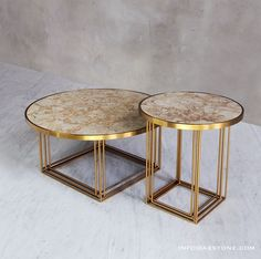 coffee table and side table Marble Furniture, Home Furniture, Yellow Marble, Modern Loft, Marble Stones, Industrial Style, Natural Stones, Living Room, Table