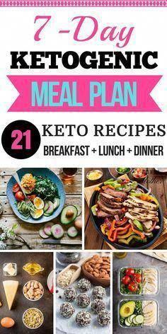 Ketogenic Diet for Beginners + 7 Day Meal Plan Check out this easy Free keto diet meal plan for week one! Includes ketogenic diet recipes for breakfast, lunch, and dinner! Awesome tips for beginners with keto food lists and rules of the ketogen 7 Day Meal Plan, Diet Plan Menu, Keto Meal Plan, Diet Meal Plans, Meal Prep, Food Plan, Ketogenic Diet For Beginners, Keto Diet For Beginners, Ketogenic Recipes