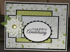 Mojo 279 - Happy Anniversary by iluvscrapping - Cards and Paper Crafts at Splitcoaststampers