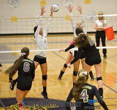 Marshfield High School Volleyball vs North Bend High School