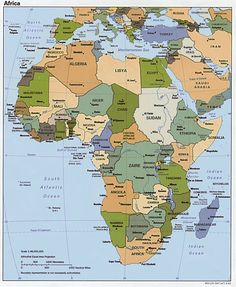 Printable Map Of Usa See More Africa Entered The World Network Mainly As A Slave Supplier