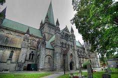Nidaros Cathedral ... Trondheim, Norway