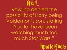 Harry potter > Star Wars any day