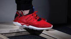 """Adidas Tubular Moc Runner """"core Red"""" bei Afew"""
