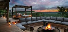 my outside - inspired by nambiti hills private game lodge...