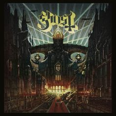 GHOST: 'Meliora' Cover Artwork, Track Listing Revealed