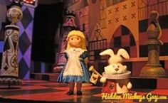 """In Disneyland - """"It's a Small World"""" there Disney and Pixar Characters http://ww.hiddenmickeyguy.com"""
