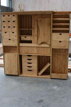 sewing cabinet facades quilting cupboard deluxe facades of devon