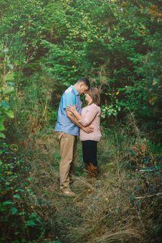 Stacie & Tylor's engagement photoshoot.