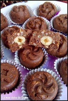 Lo más dulce de Sonia: Bombones tipo Ferrero Rocher