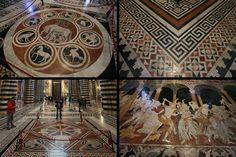 Siena Cathedral floors