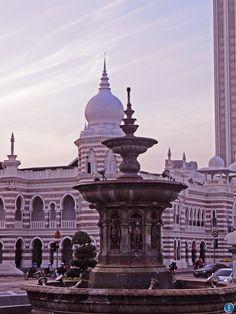 Old Kuala Lumpur, Malaysia.