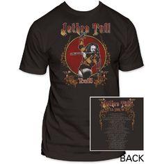 Jethro Tull Concert T-shirt - Tour 1975 Black Shirt. Vintage Concert T Shirts, Concert Tees, Mens Black Shirt, Boys Vans, Jethro Tull, T Shirt Photo, Tour T Shirts, Cool Shirts, Mens Tops