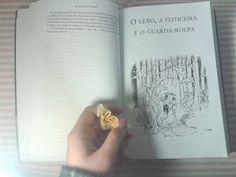 livro as cronicas de narnia com inlustracao - Pesquisa Google
