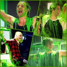 Slimed 5sos- gabby Anne law