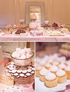 Great sweet table