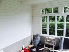Bygga Orangeri - Steg för Steg - Hemma hos Jens_G