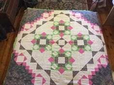 Welcome to the 2nd day of the Meadow Mystery Quilt Parade! Due to the number of quilters participating, I have broken up the parade int...