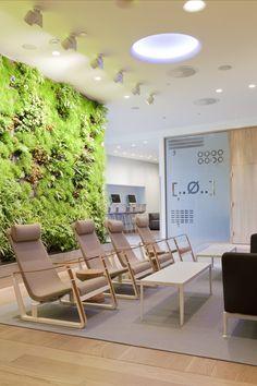Los bosques noruegos inspiran al estudio londinense Haptic en el diseño del Quality Expo Hotel de Oslo.