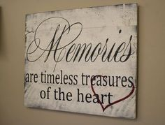 This is a pallet wood sign that measures 24 x 20. The background is painted vintage white and wording is black with Tuscan Red heart. I will