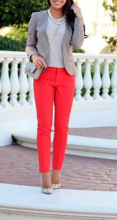 Business Casual For Women (11)
