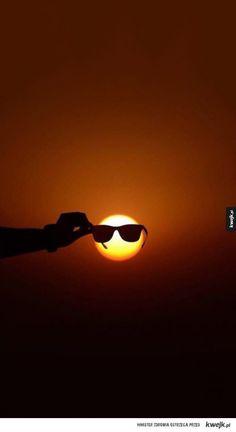 Takie słońce :D