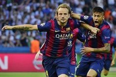 Barcelona strengthened their position at the top of their Champions League group after claiming a comfortable 2-0 win over Bate Borisov, thanks to Ivan Rakitic double strikes
