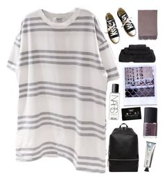 ⭐dont wake me if im dreaming i could stay here all night⭐ by grunge-alien on Polyvore featuring Converse, 3.1 Phillip Lim, NARS Cosmetics, L:A Bruket, Johnstons of Elgin, Superior, CASSETTE and grungestopset