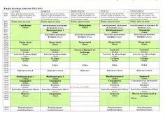 chroniques-du-poulailler: Emploi du temps CP School, Elementary Schools, Jobs In, Organization, Schools