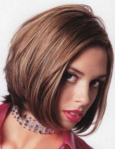 medium bob hair styles photo 2.