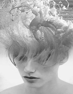 Beautifully Surreal Portrait Series Blended into Landscape Photos by Antonio Mora. Spanish artist Antonio Mora specializes in creating dream-like Portraits En Double Exposition, Exposition Photo, Surreal Photos, Surreal Art, Surreal Portraits, Double Exposure Photography, White Photography, Photography Tips, Portrait Photography