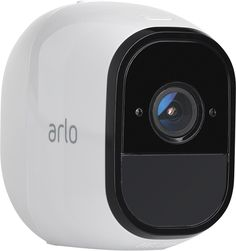 Arlo Pro Security Camera – Add-on Rechargeable Wire-Free HD Camera with Audio