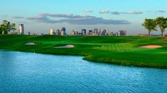 Liberty National is a country club in Jersey City, New Jersey with a 7,346 yard course designed by Robert E. Cupp and Tom Kite. The club cost over $250 million to build, making it one of the most expensive golf courses in history.