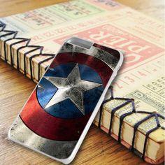 Captain America 2 Shield iPhone 6 Plus iPhone 6S Plus Case