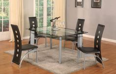 Material Types of Dining Room Sets