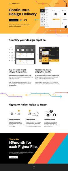 88 Best Lapa Ninja - App Landing Page Design Inspiration images in 2019