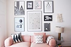 At Beatriz Pietro's, contemporary cool - Make space journal Luxury Marketing, Home Goods, Gallery Wall, Homes, Contemporary, Cool Stuff, Space, Creative, Home Decor