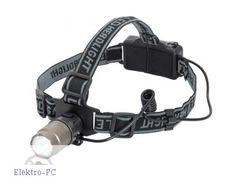 elektro-baushop.de - LED-Stirnlampe DAYLITE PLS-3W