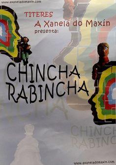 Chincha Rabincha @ Auditorio - Ourense escea escena títeres monicreques infantil A xanela do maxín