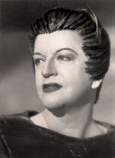 Astrid Varnay Walküre 1960