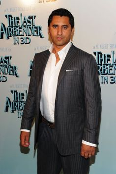 Cliff Curtis at event of The Last Airbender