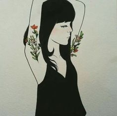Image uploaded by 바네. Find images and videos about girl, black and art on We Heart It - the app to get lost in what you love. Art And Illustration, Illustrator, Feminist Art, Feminist Tattoo, Feminist Quotes, Oeuvre D'art, Art Inspo, Cool Art, Art Drawings