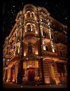 #Hotel «Bristol» in #Odessa, #Ukraine.