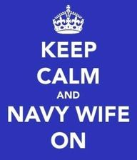 for the navy wives
